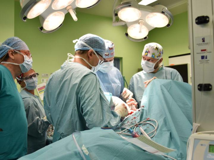wykonanie operacji