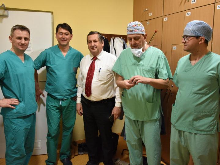 kadra lekarzy