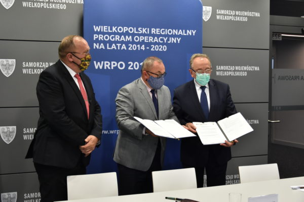 Szpital podpisał umowę na realizację unijnego projektu rehabilitacji dla osób po udarze mózgu