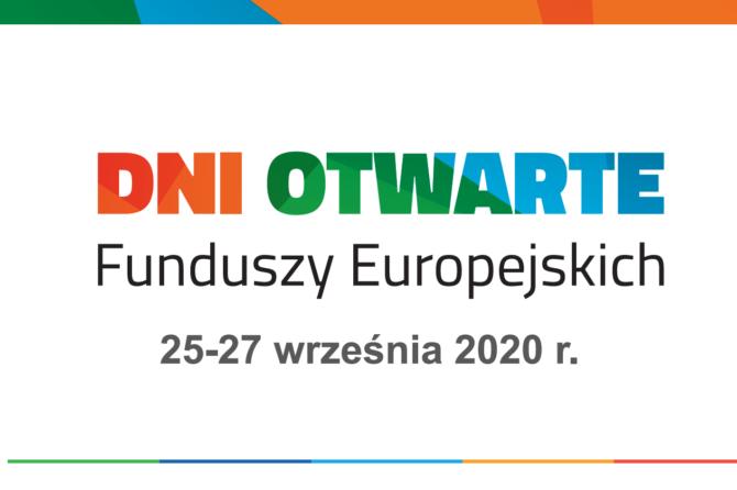Udział Ortopedyczno – Rehabilitacyjnego Szpitala Klinicznego im. W. Degi UM w Poznaniu w Dniach Otwartych Funduszy Europejskich