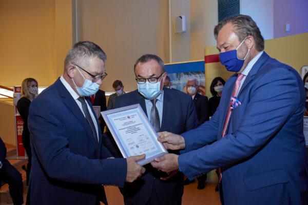 I miejsce dla Szpitala w III edycji Ogólnopolskiego Konkursu Inspiracje 2019