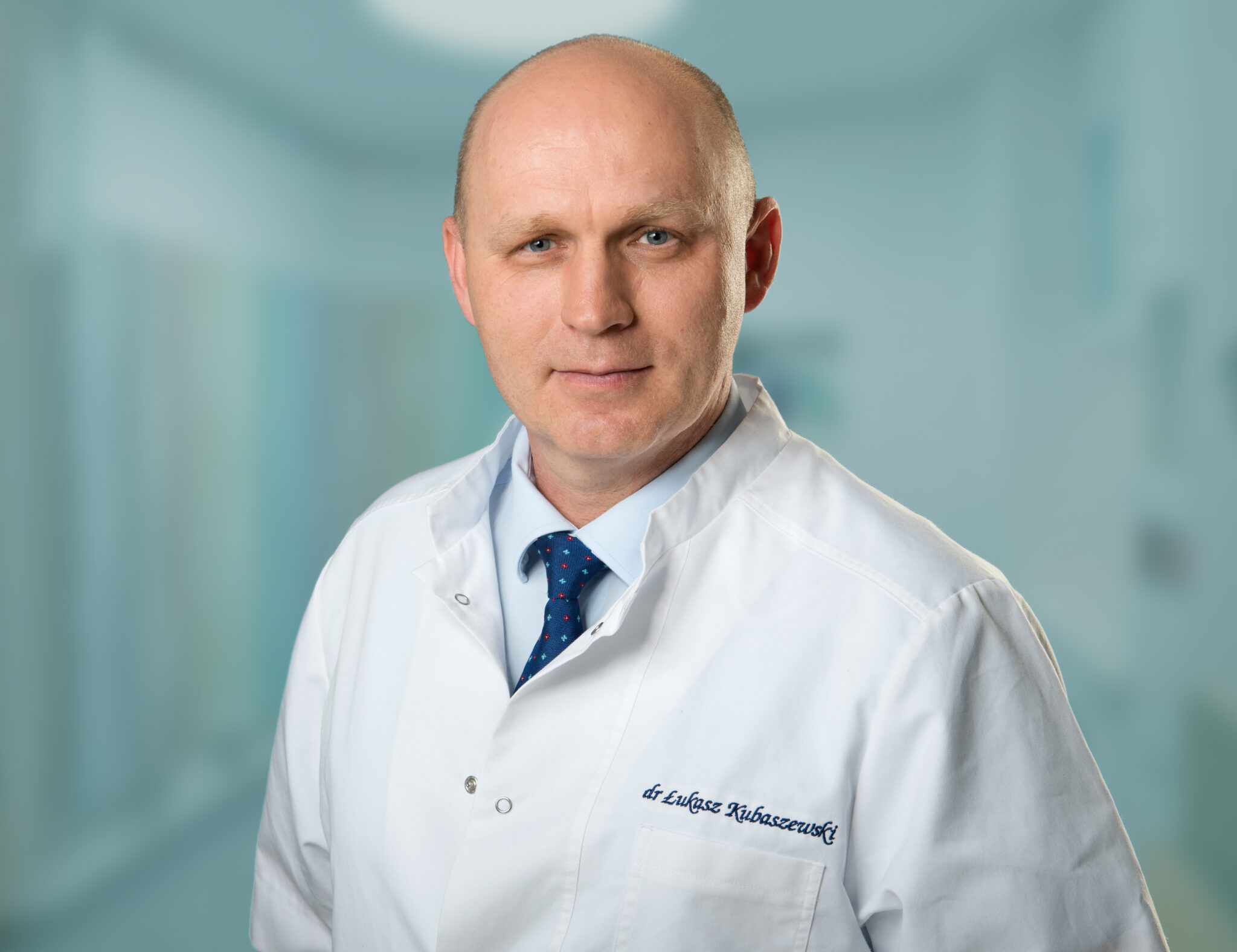 dr hab. n. med. Łukasz Kubaszewski