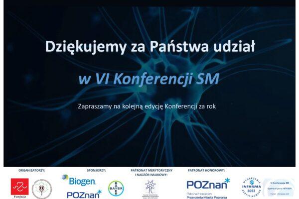 VI Konferencja SM