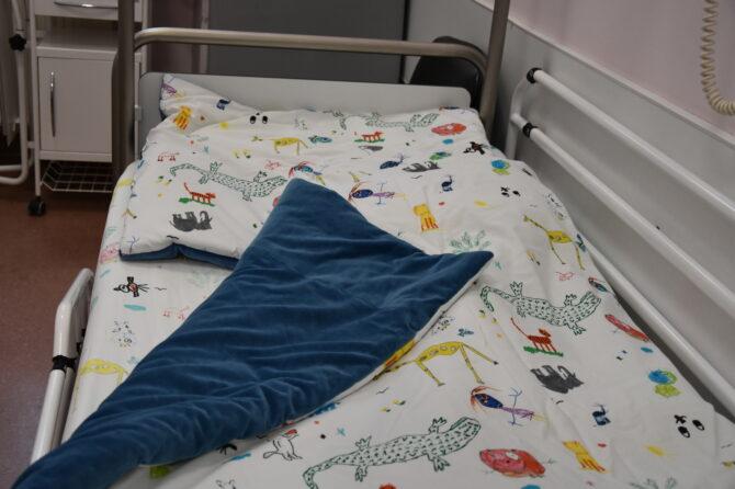 Podaruj dzieciom pierzynkę – akcja Fundacji Don Vittorio Fundation for Wild Animals dla pacjentów Oddziału Urazowo-Ortopedycznego Dziecięcego