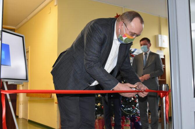 Uroczyste otwarcie Oddziału Rehabilitacji Neurologicznej