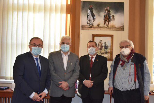 Spotkanie inicjujące powstanie Muzeum Polskiego Towarzystwa Ortopedycznego i Traumatologicznego