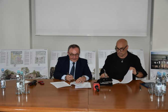 Ortopedyczno-Rehabilitacyjny Szpital Kliniczny im. Wiktora Degi UM w Poznaniu podpisał umowę na rozbudowę