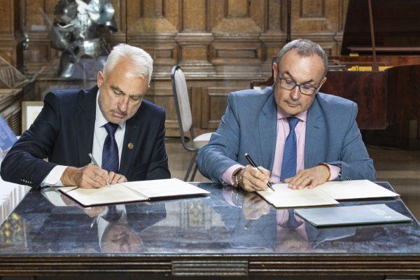 Uroczyste podpisanie Listu intencyjnego inicjującego powstanie Muzeum Ortopedii i Traumatologii Polskiej